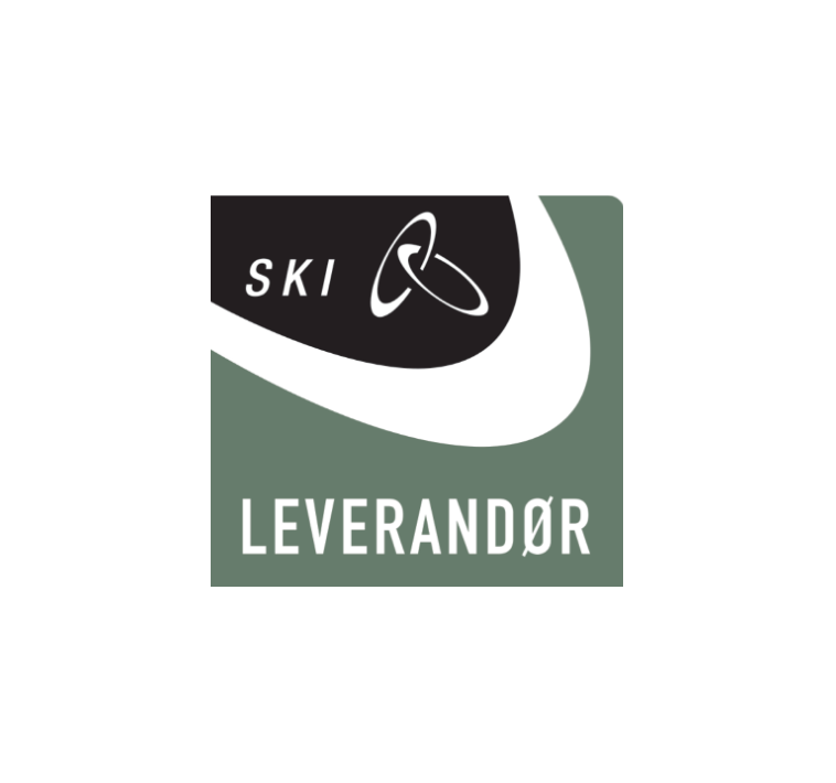 SKI leverandør logo